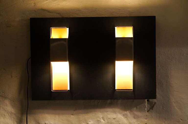 One of Five Wall Lights, Italy For Sale 3