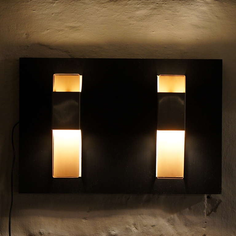 One of Five Wall Lights, Italy For Sale 1