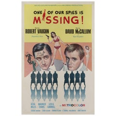 One of Our Spies is Missing