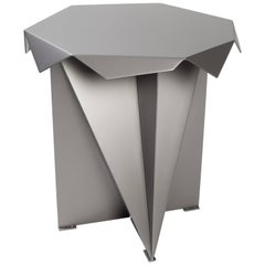 One of Two Dart Side Tables by Harry Clark