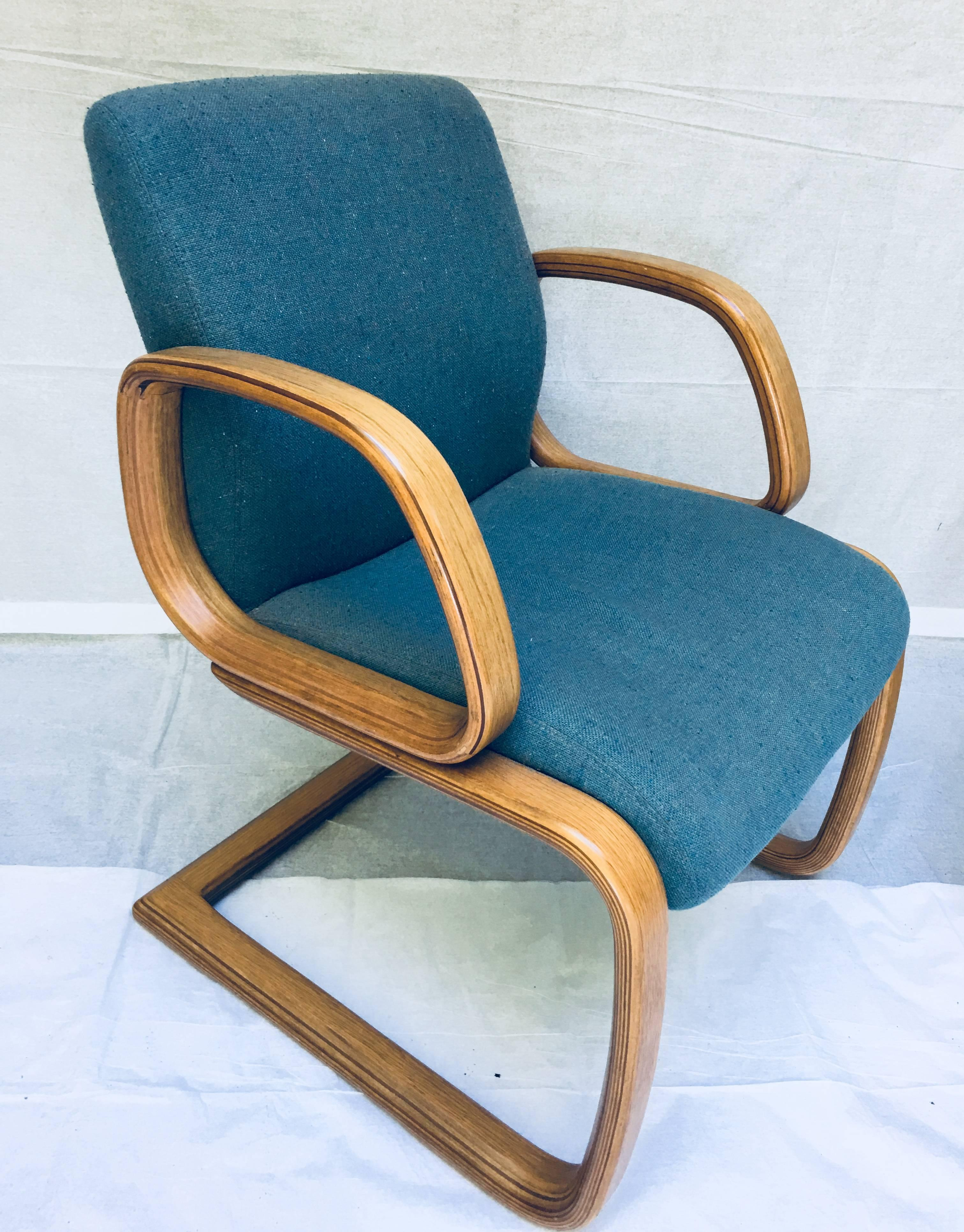 Fabulous One Pair Of 1980S Bent Wood Laminate Armchairs Unemploymentrelief Wooden Chair Designs For Living Room Unemploymentrelieforg