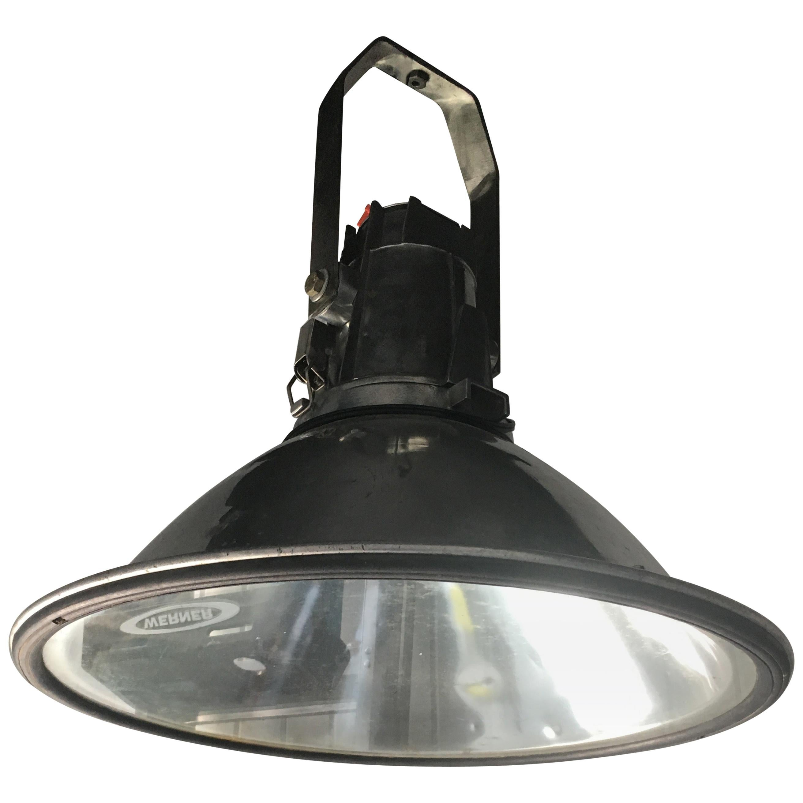 One Pair of Industrial Spot Lights, Great for above an Island or Farm Table