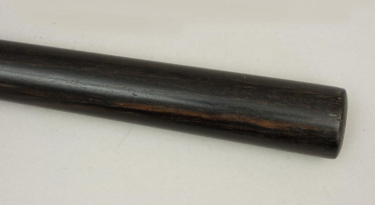 One Piece Geo. Wright & Co. Billiard Cue, Snooker Pool Cue For Sale 2