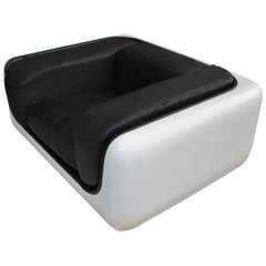 1 Steelcase #465 Soft Seating Series Lounge Chair by William Andrus