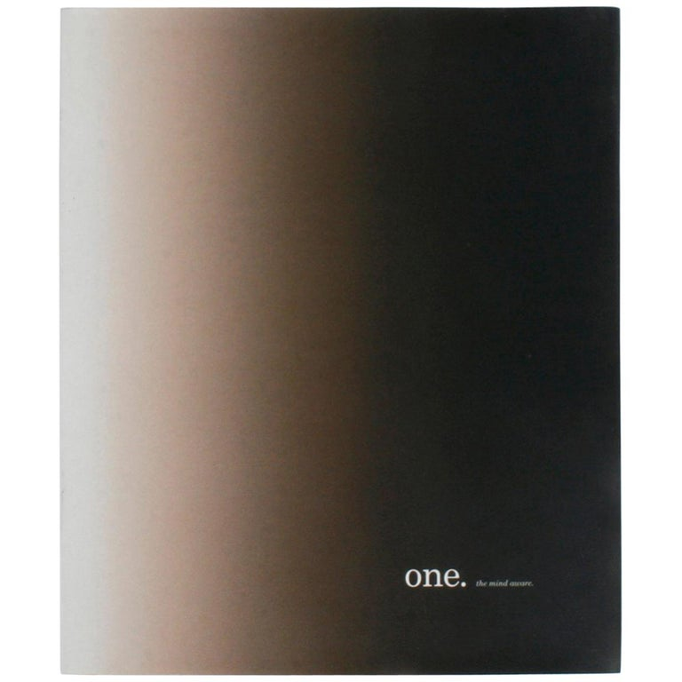 One. The Mind Aware, First Edition For Sale