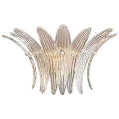 One Tier Palmette Sconce by Fabio Ltd