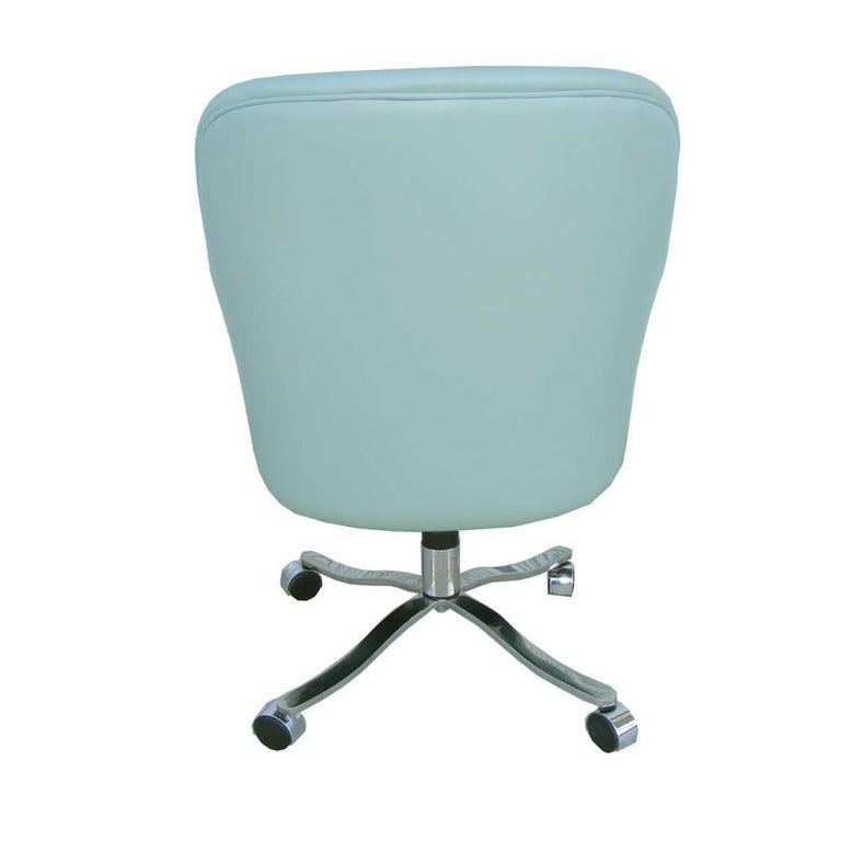 American One Vintage Midcentury Zographos Alpha Desk Chair For Sale