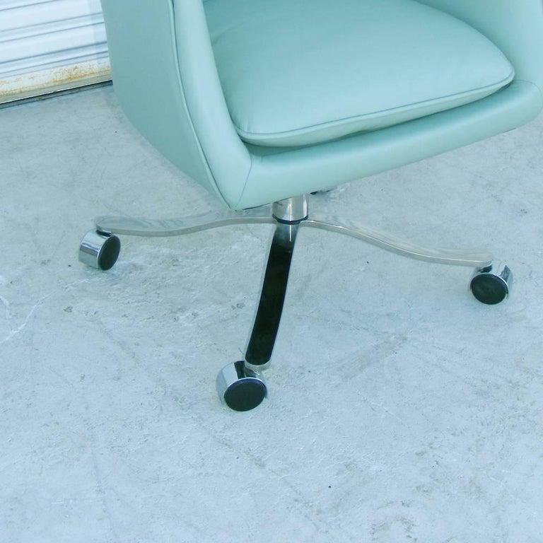 One Vintage Midcentury Zographos Alpha Desk Chair For Sale 1