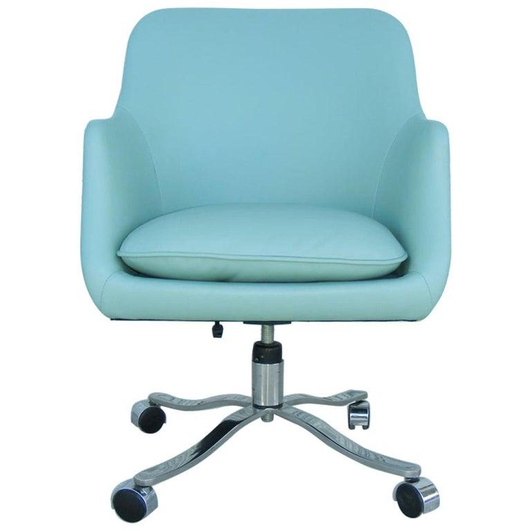 One Vintage Midcentury Zographos Alpha Desk Chair For Sale