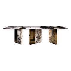 One Way or Another Dining Table Marble