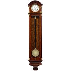 One-Year German Regulator Clock