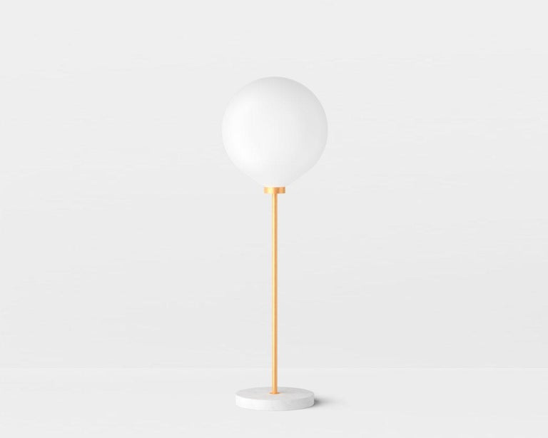 Onis is a Minimalist table lamp design by Wishnya Design Studio.