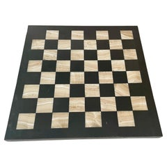 Onyx and Marble Chess Board