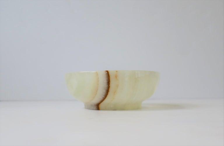 Polished Onyx Bowl For Sale