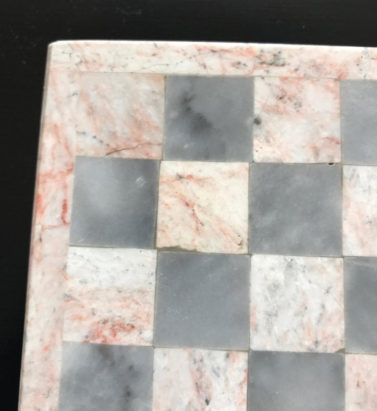 Mexican Onyx Gameboard For Sale