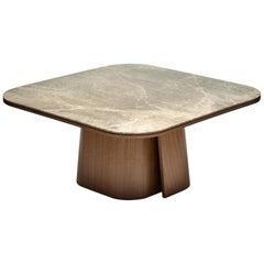 Ooma Dining Table by Reda Amalou Design, 2020, Emperador Marble