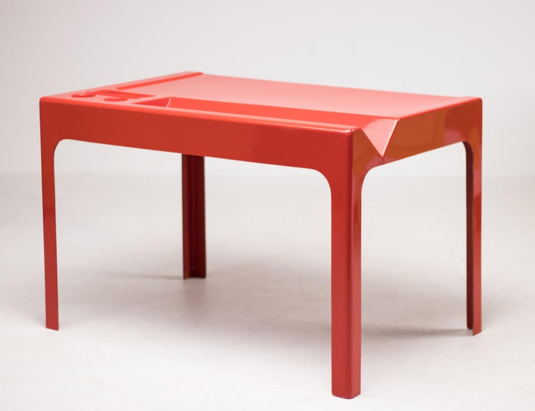 French Oozo Desk by Marc Berthier