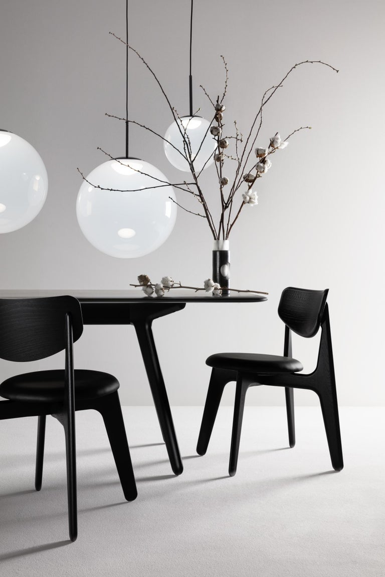 German Opal Small Pendant Light by Tom Dixon For Sale