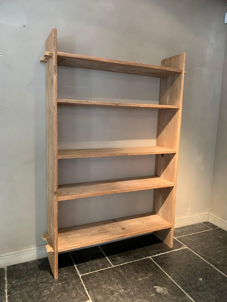 Open Rack Shelve Unit Reclaimed Wood For Sale 3