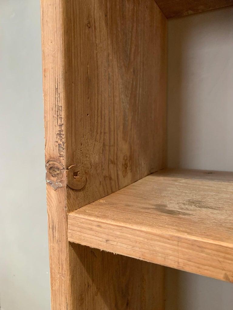 Open Rack Shelve Unit Reclaimed Wood For Sale 1