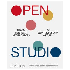 Open Studio Do-It-Yourself Art Projects by Contemporary Artists