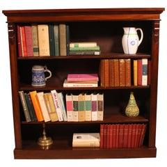 Openbookcase in Mahogany, 19th Century, England