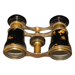 Opera Glasses or Theatre Binoculars, Metal, Other, circa Late 19th Century
