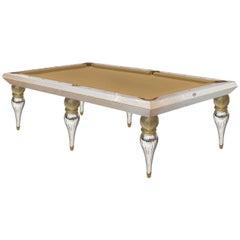 Opera Murano Billiard Pool Table