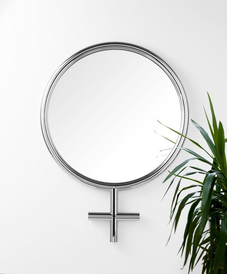 Modern Opinion Ciatti Freedom Female Large Mirror For Sale