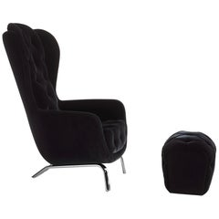 Opinion Ciatti Guelfo Wingback Armchair