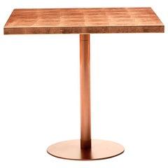 Opinion Ciatti ILtavolo Caffé Small Square Table