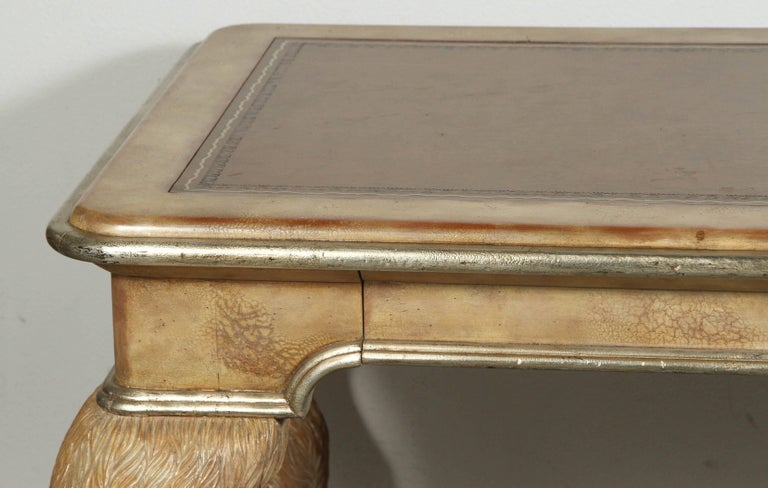 American Opulent Classic Style Desk by Maitland Smith For Sale