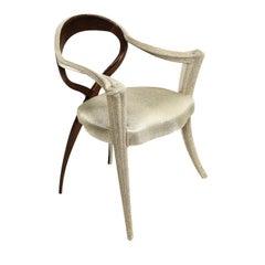 Opus Futura White Caviar Chair