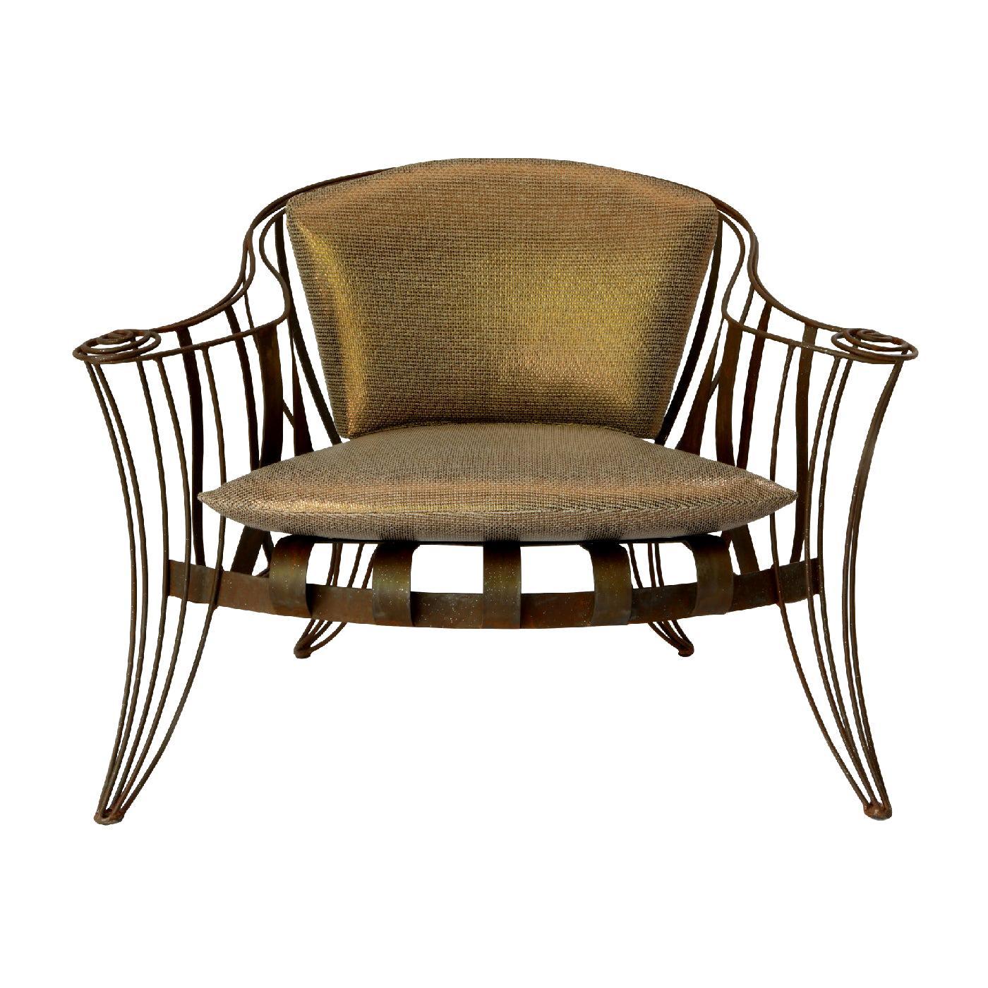 Opus Garden Armchair by Carlo Rampazzi
