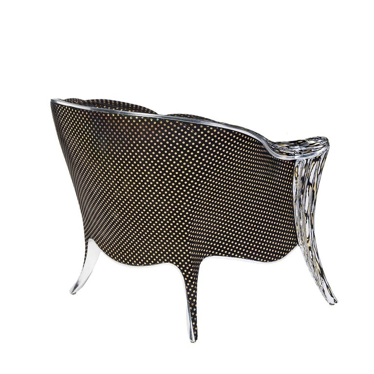 Opus Tuttapelle Armchair by Carlo Rampazzi In New Condition For Sale In Milan, IT