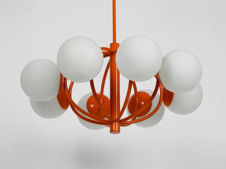 Mid-20th Century Orange