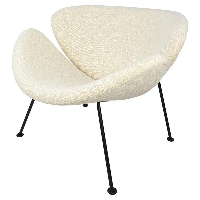 Orange Slice Chair by Pierre Paulin for Artifort, 1980s For Sale