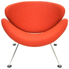 Orange Slice Jr Chair by Pierre Paulin, Produced by Artifort, Netherlands
