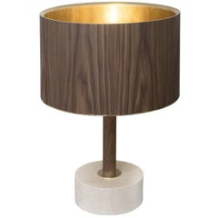 Orangeshade Table Lamp