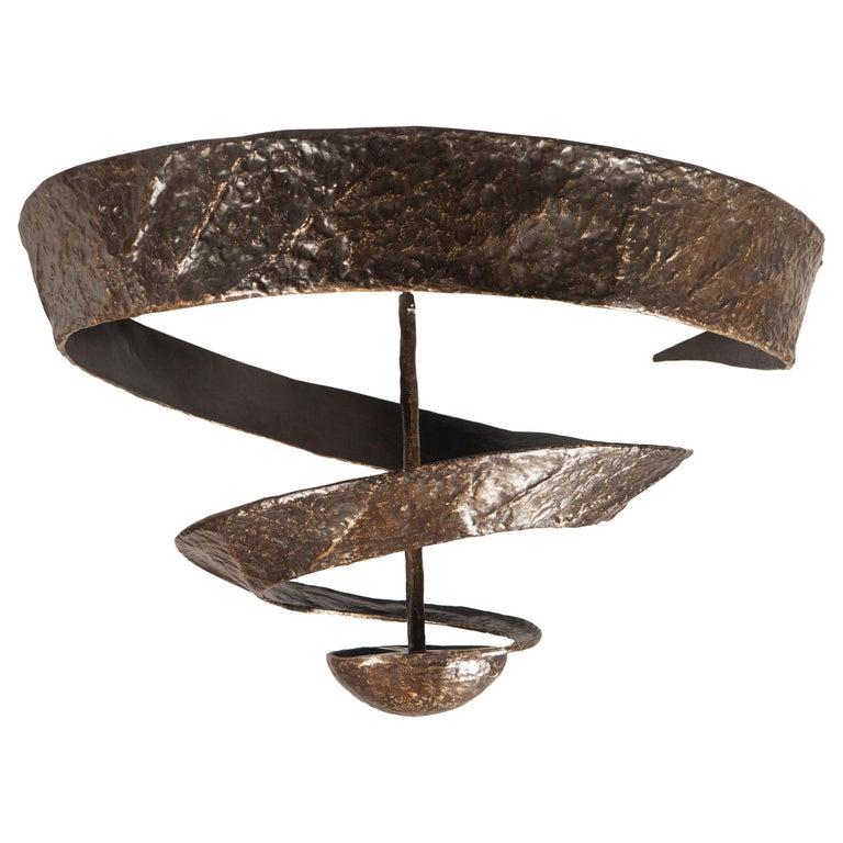 Orangina bronze ceiling light, 2019
