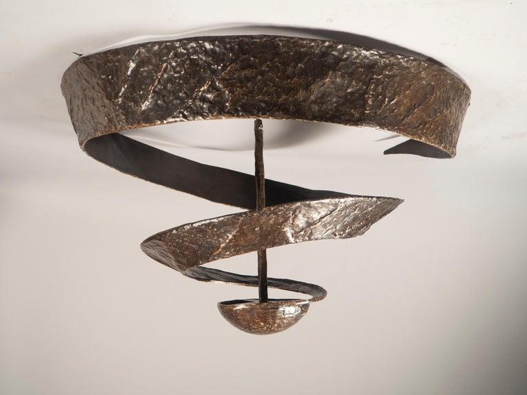 Franck Evennou Orangina ceiling light, new