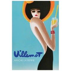 Orangina Villemot Original Vintage Poster