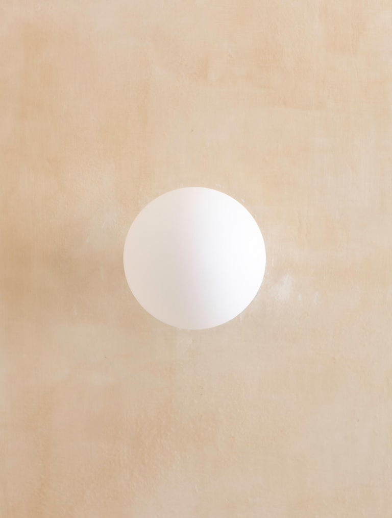 Orb Sconce For Sale 1