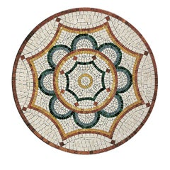 Orfeo Rosette Mosaic
