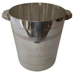 Orfevrerie Christofle Champagne Bucket for Morlant, Reims, C.1930