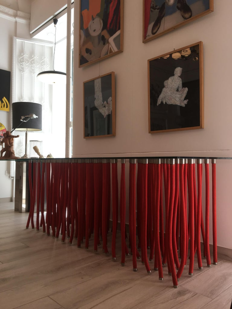 Modern ORG Console or Table by Fabio Novembre for Cappellini, Italy, 2001 For Sale