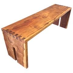 Organic Bench Style of Nakashima