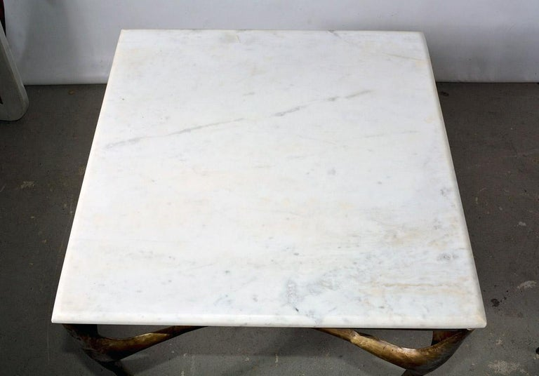 Organic Freeform Side Table For Sale 2