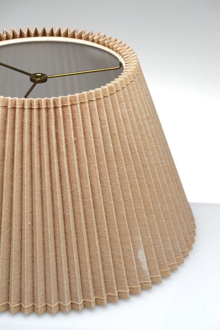Organic Sculpture Turned Mesquite Table Lamp by Chris Eggers For Sale 14
