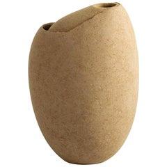 Organic Wabi-Sabi Shell Vase by Brazilian Designer Domingos Tótora, Model 4